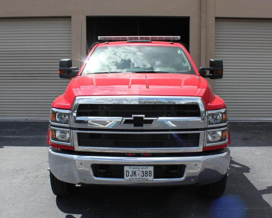 (Sample) An overall picture from one of our previous Commerial Vehicle Inspections