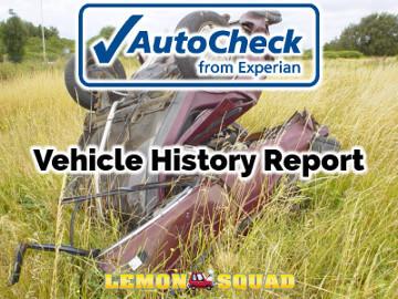 Experian AutoCheck Report