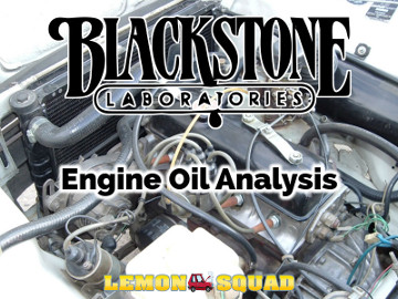 Engine Oil Analysis