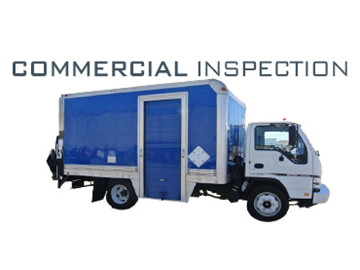 Commercial Vehicle Inspection